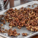 roasted spicy nuts
